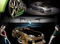 Fonds d'écran Jeux Vidéo Need For Speed Underground 2