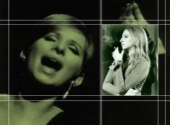Fonds d'écran Musique Barbara Streisand