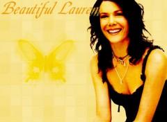 Fonds d'écran Célébrités Femme Beautiful Lauren
