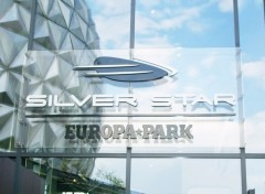 Wallpapers Constructions and architecture Europapark - Silver Star