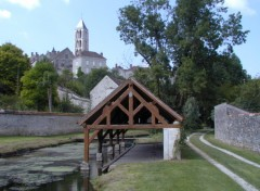 Wallpapers Constructions and architecture Lavoir.
