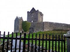 Fonds d'écran Voyages : Europe Chateau Irlandais