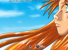 Wallpapers Dual Screen Bleach - inoe orihime - dual screen 1280x1024 px