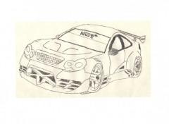 Fonds d'écran Art - Crayon Image sans titre N°107119