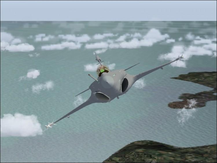 Fonds D Ecran Jeux Video Fonds D Ecran Flight Simulator Rafale Marine Par Spyder92 Hebus Com