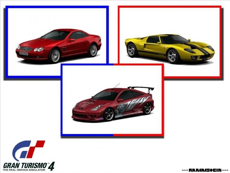 Fonds d'écran Jeux Vidéo Gran Turismo 4 Gran Turismo 4...