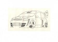Fonds d'écran Art - Crayon Image sans titre N°107452