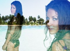 Fonds d'écran Séries TV Lost ( Evangeline Lilly ) 2