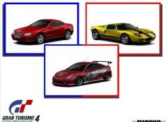 Fonds d'écran Jeux Vidéo Gran Turismo 4...