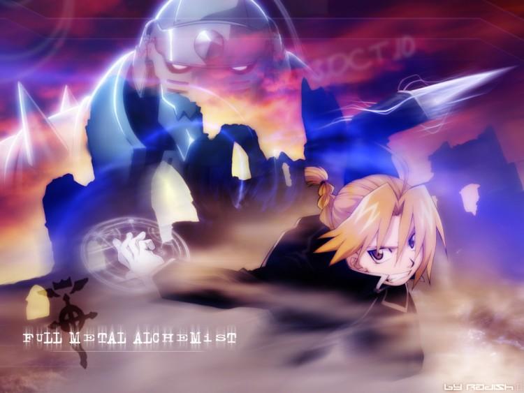 Fonds d'écran Manga Full Metal Alchemist Full Metal Alchemist