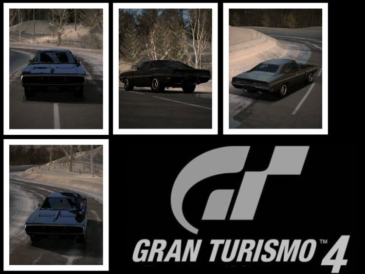 Fonds d'écran Jeux Vidéo Gran Turismo 4 GT4