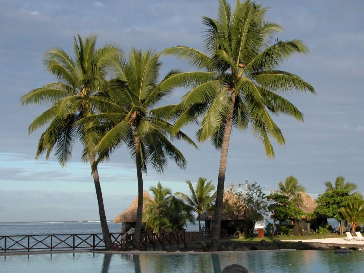Fonds d'écran Nature Iles Paradisiaques Tahiti