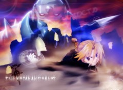 Wallpapers Manga Full Metal Alchemist