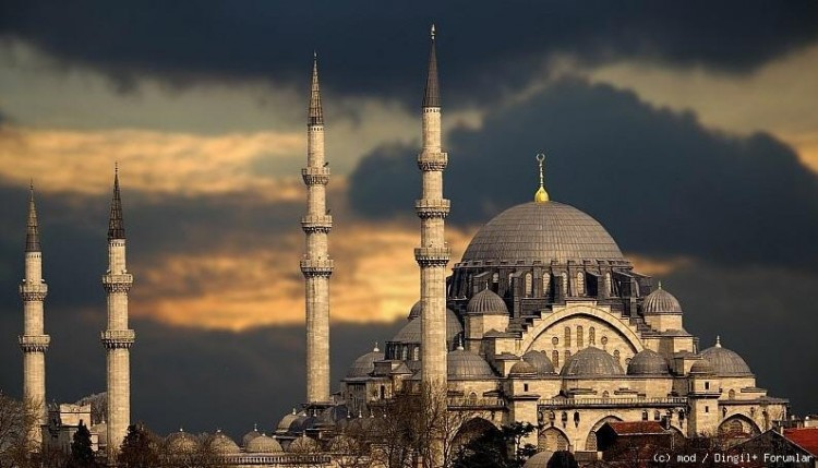 Wallpapers Trips : Asia Turkey Blue Mosque