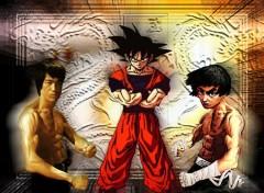 Fonds d'écran Manga le TRIO
