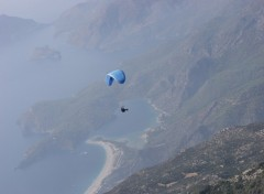 Wallpapers Sports - Leisures La mer morte - Fethiye - Turquie