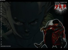 Fonds d'écran Manga AKira Neo-Tokyo