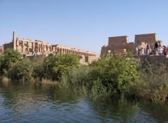 Fonds d'écran Voyages : Afrique Temple de Philae