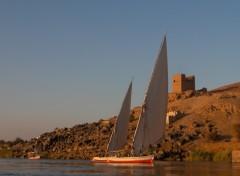 Fonds d'écran Voyages : Afrique Sur le Nil