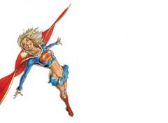 Fonds d'écran Comics et BDs New Supergirl from Krypton