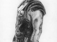Wallpapers Art - Pencil Gladiator