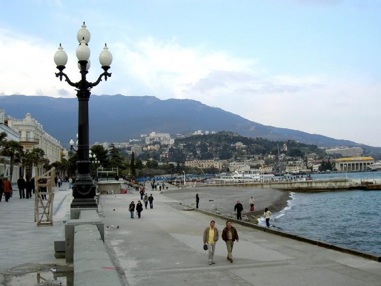 Wallpapers Trips : Europ Russia Yalta
