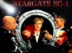 Fonds d'écran Séries TV Staragte SG-1
