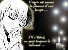 Fonds d'écran Manga L'espoir et Tohru ^^