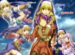 Fonds d'écran Manga Chrno Crusade
