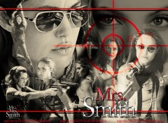 Wallpapers Movies Mrs. Smith