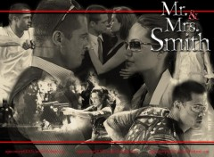 Wallpapers Movies M. & Mrs.Smith