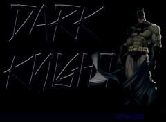 Fonds d'écran Comics et BDs Dark Knight...
