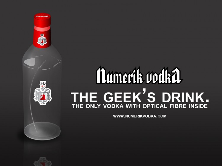 Fonds d'écran Informatique Divers The Geek's Drink