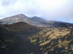 Fonds d'écran Nature Desert noir de l'Etna