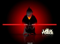 Fonds d'écran Informatique The Linux Force II