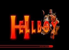 Fonds d'écran Comics et BDs HELLBOY