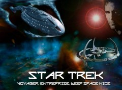 Fonds d'écran Séries TV Star Trek : Voyager