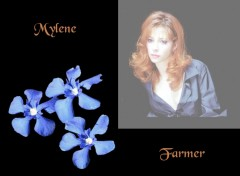 Wallpapers Music Mylène Farmer