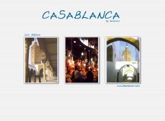 Fonds d'écran Voyages : Afrique Casablanca