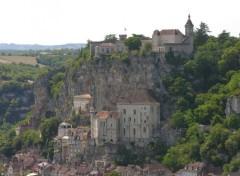 Fonds d'écran Voyages : Europe Rocamadour