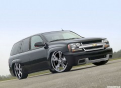 Wallpapers Cars Chevrolet TrailBlazer SS DUB Style