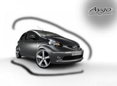 Fonds d'écran Voitures Toyota Aygo
