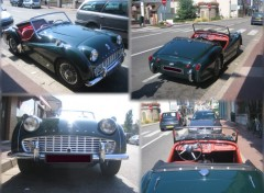 Wallpapers Cars Decapotée