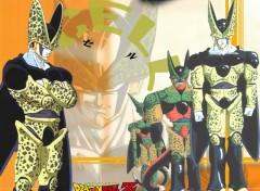 Fonds d'écran Manga cell