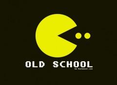 Fonds d'écran Jeux Vidéo Old School