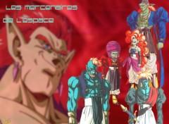 Fonds d'écran Manga bojack team