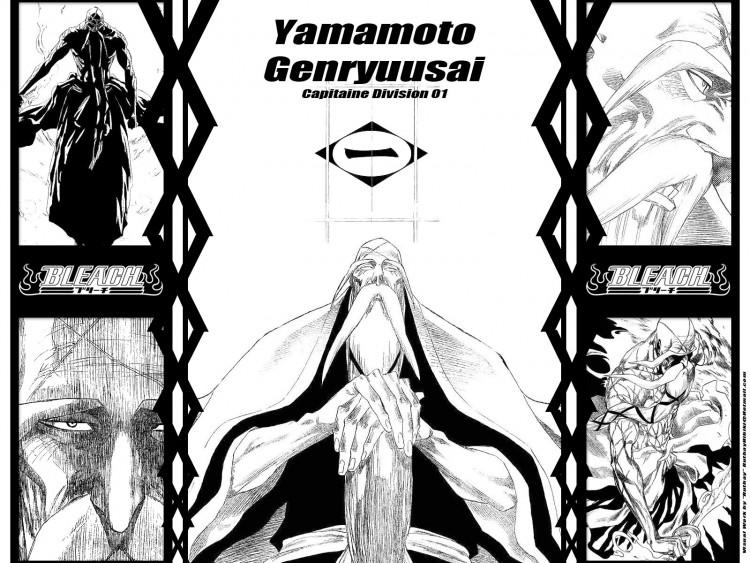 Wallpapers Manga Wallpapers Bleach Ruthay Bleach Yamamoto