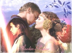Wallpapers Movies Anakin-Padme