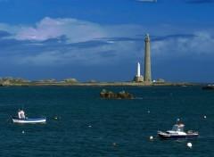 Fonds d'écran Voyages : Europe Faro dell'isola Vierge