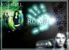 Fonds d'écran Séries TV Roswell
